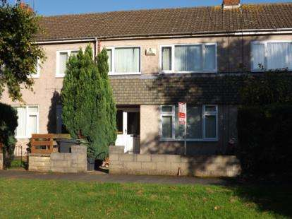 3 Bedrooms Terraced House for sale in Apperley Close, Yate, Bristol, Gloucestershire