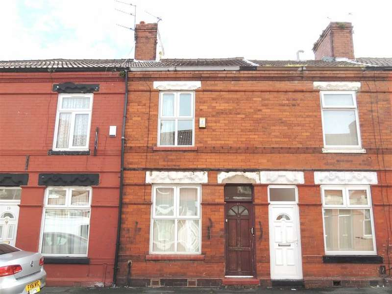 2 Bedrooms Property for sale in Maida Street, Longsight, Manchester