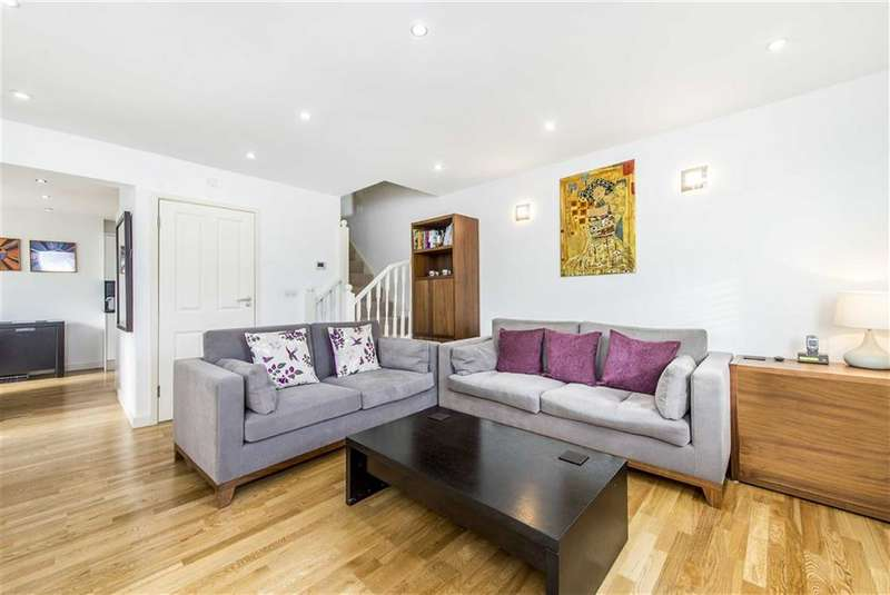 3 Bedrooms Property for sale in Park Hill, Abbeville Village, London, SW4