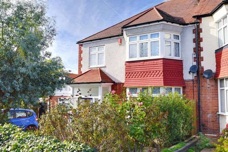 4 Bedrooms Terraced House for sale in Powys Lane, Palmers Green N13