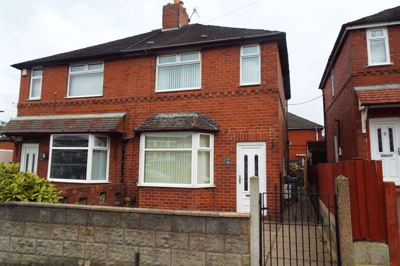2 Bedrooms Semi Detached House for sale in Whieldon Road, Fenton, Stoke-On-Trent