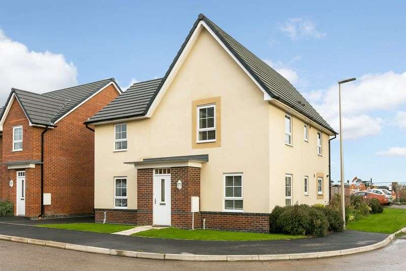 4 Bedrooms Detached House for sale in Findley Cook Road, Highfield, WN3 6GL