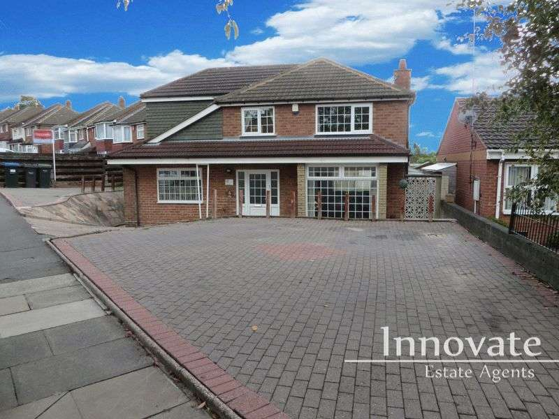 4 Bedrooms Detached House for sale in Eastwood Road, Great Barr