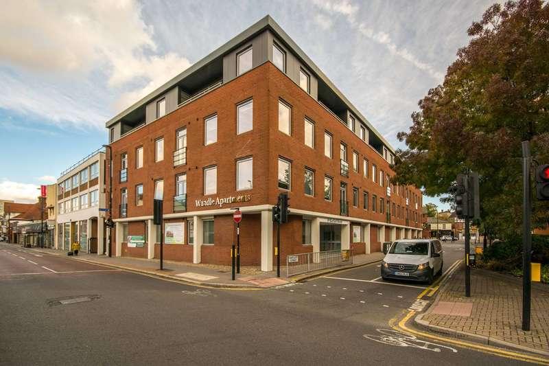 2 Bedrooms Flat for sale in Bartlett Street, Croydon, CR2