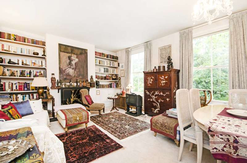3 Bedrooms Maisonette Flat for sale in Greenwood Road, London Fields, E8
