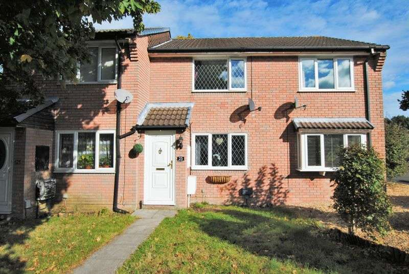 2 Bedrooms Terraced House for sale in Stour Close, West End