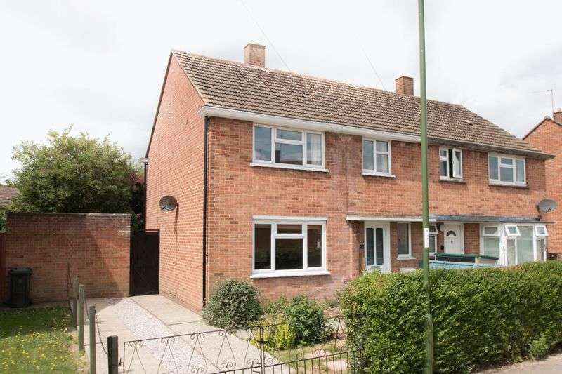 3 Bedrooms Semi Detached House for sale in John Arundel Road, Chichester