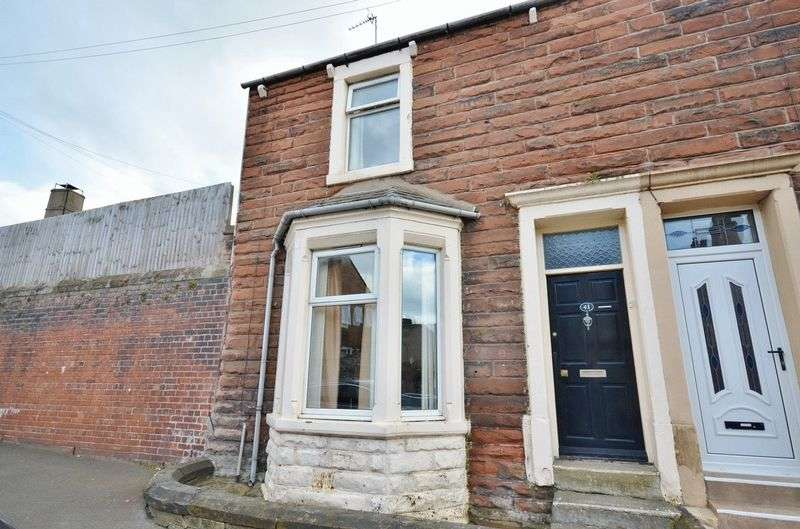 3 Bedrooms Terraced House for sale in Harrington Road, Workington
