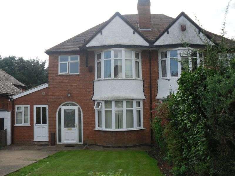 3 Bedrooms Semi Detached House for sale in Warren Hill Road, Oscott