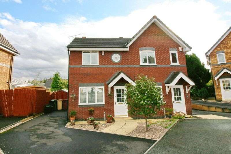 2 Bedrooms Semi Detached House for sale in Whiteoak View, Darcy Lever Bolton