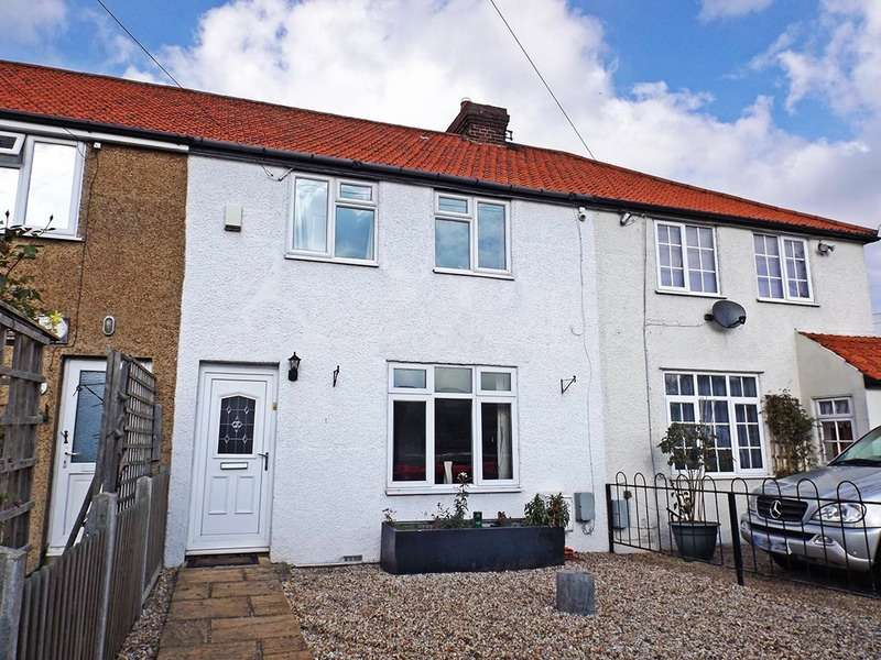 3 Bedrooms Terraced House for sale in Holyfield, Waltham abbey, Essex, EN9