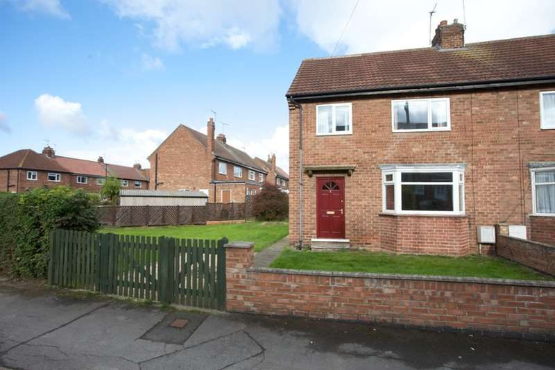 3 Bedrooms Semi Detached House for sale in fordlands Crescent, york, North Yorkshire, YO19