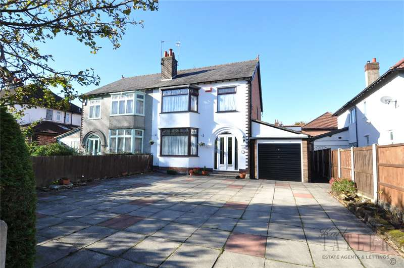 3 Bedrooms Semi Detached House for sale in Mount Road, Upton, Wirral
