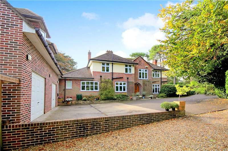 6 Bedrooms Detached House for sale in Canford Cliffs Road, Branksome Park, Poole, Dorset, BH13