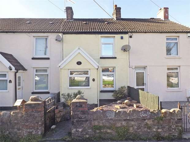 2 Bedrooms Terraced House for sale in Bryntywod, Llangyfelach, Swansea, West Glamorgan