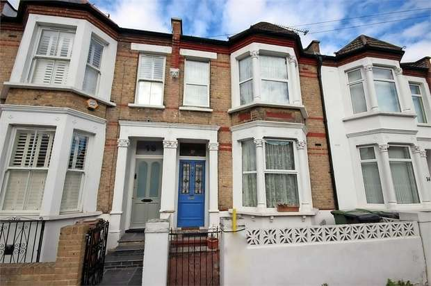 4 Bedrooms Terraced House for sale in Revelon Road, London