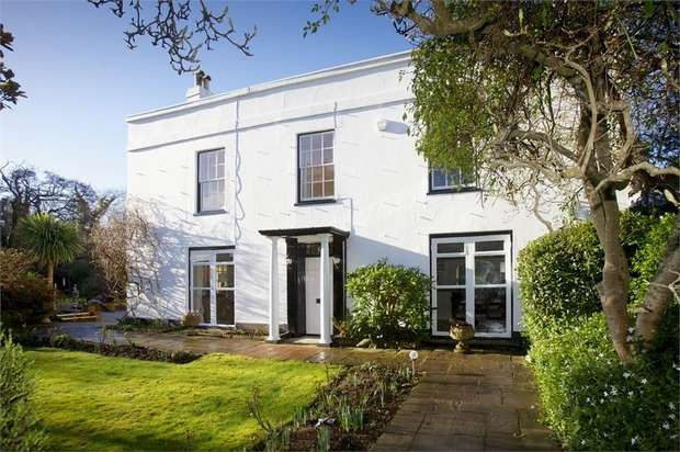 6 Bedrooms Detached House for sale in Ringmore Road, Shaldon, Teignmouth, Devon