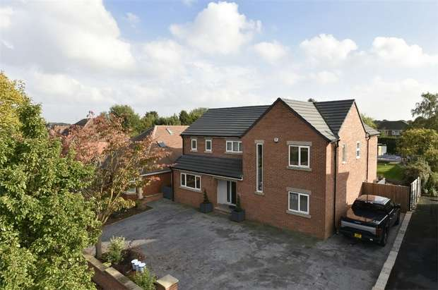 5 Bedrooms Detached House for sale in Queens Drive, Ossett