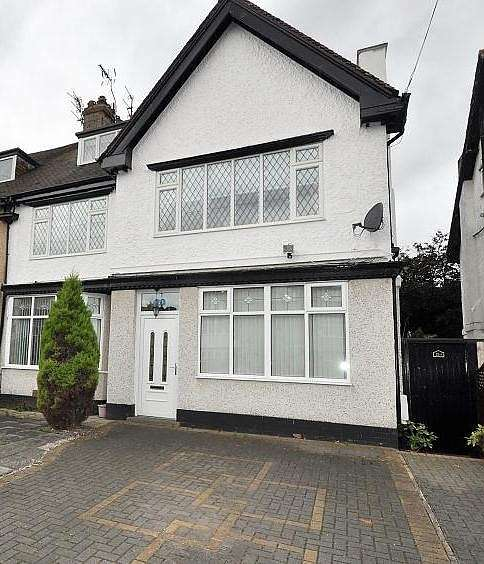 3 Bedrooms Apartment Flat for sale in Beresford Road, Wallasey