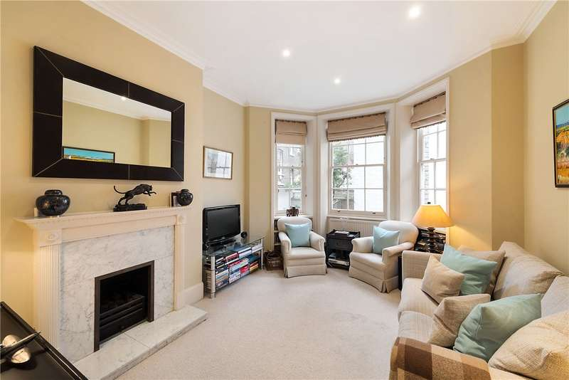 2 Bedrooms Flat for sale in Mount Carmel Chambers, Dukes Lane, London, W8