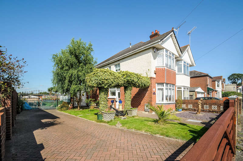 2 Bedrooms Semi Detached House for sale in Vespasian Road, Southampton
