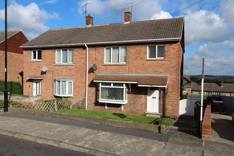 3 Bedrooms Semi Detached House for sale in Tithe Barn Avenue, Sheffield