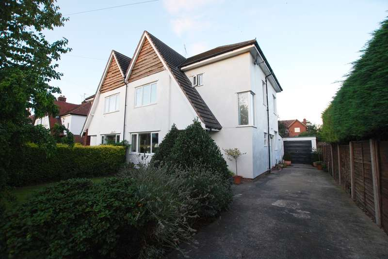 4 Bedrooms Semi Detached House for sale in Egerton Drive, Upton, Chester