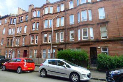1 Bedroom Flat for sale in Apsley Street, Partick