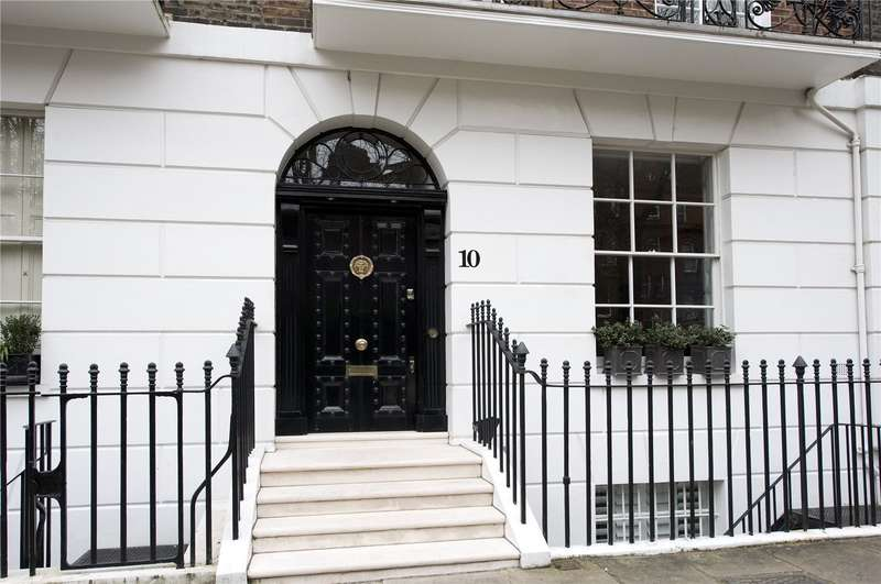 5 Bedrooms Terraced House for sale in Alexander Square, London, SW3
