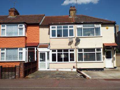 2 Bedrooms Terraced House for sale in Rush Green, Romford, Essex