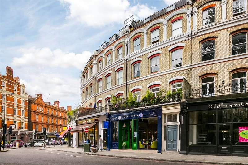 2 Bedrooms Flat for sale in Old Brompton Road, London, SW5