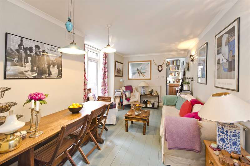 2 Bedrooms Ground Flat for sale in Pember Road, London, NW10