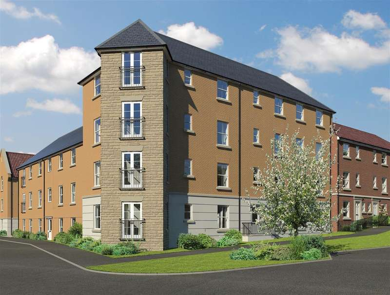 2 Bedrooms Property for sale in Easdale Street, Redhouse, Swindon