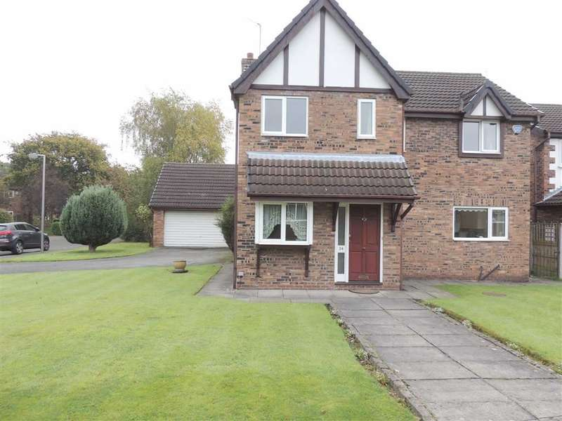4 Bedrooms Property for sale in Kinross Avenue, Woodsmoor, Stockport