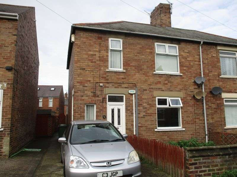 2 Bedrooms Flat for sale in Lily Avenue, Bedlington