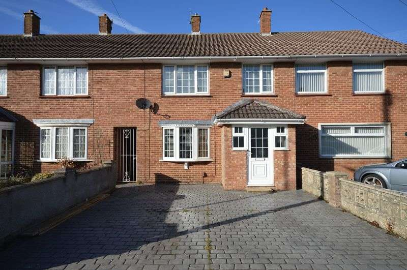 3 Bedrooms Terraced House for sale in Witch Hazel Road, Bristol
