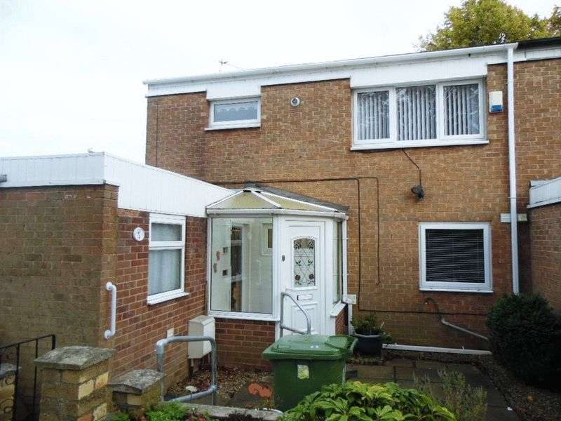 4 Bedrooms Terraced House for sale in Donvale Road, Donwell, Washington