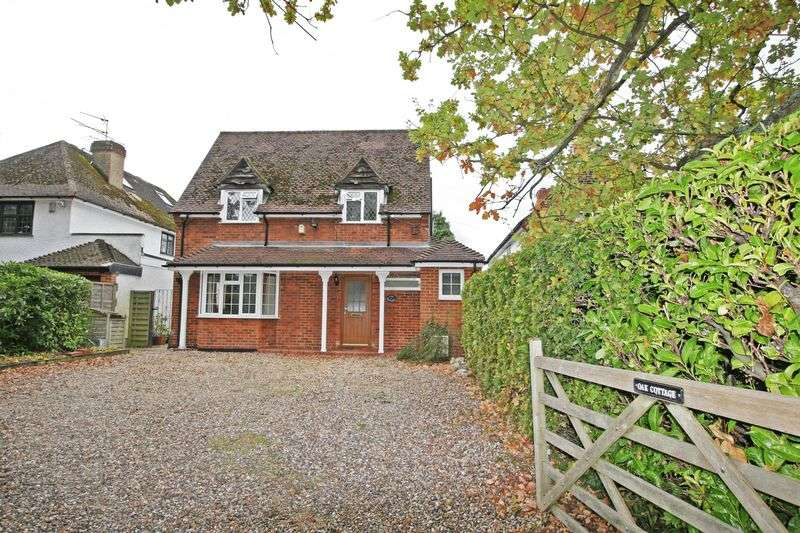4 Bedrooms Detached House for sale in Hedgerley Hill, Hedgerley, Buckinghamshire