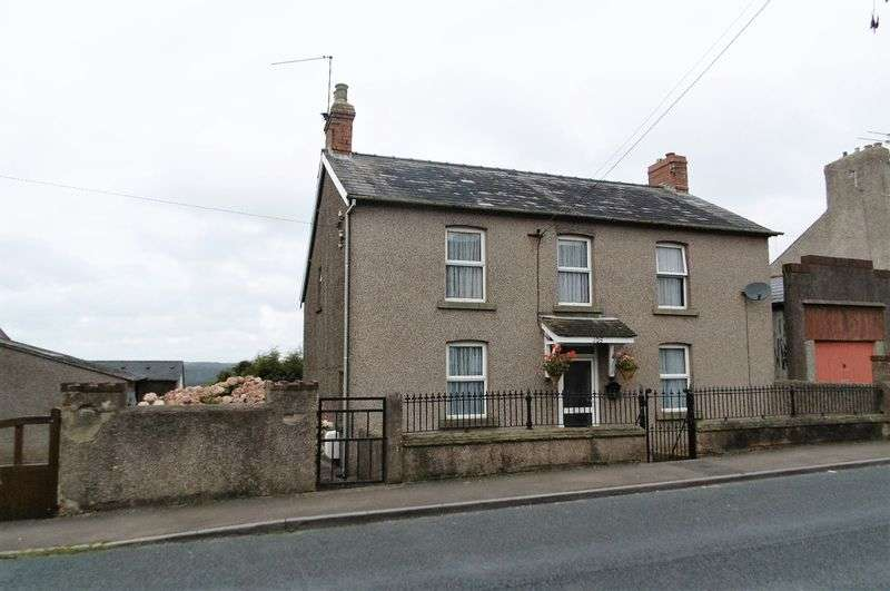 3 Bedrooms Detached House for sale in CINDERFORD, GLOUCESTERSHIRE