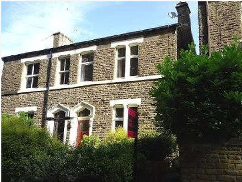 4 Bedrooms Semi Detached House for sale in Slatelands Road, Glossop