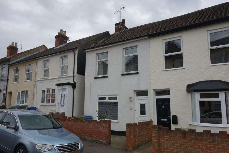 3 Bedrooms Semi Detached House for sale in Waterloo Road, Aldershot