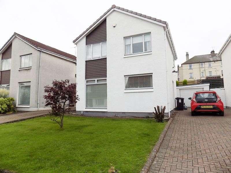 3 Bedrooms Detached House for sale in Burns Crescent, Falkirk
