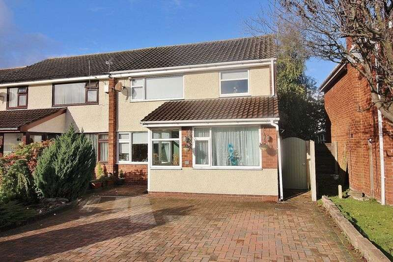 4 Bedrooms Semi Detached House for sale in Somerset Drive, Ainsdale