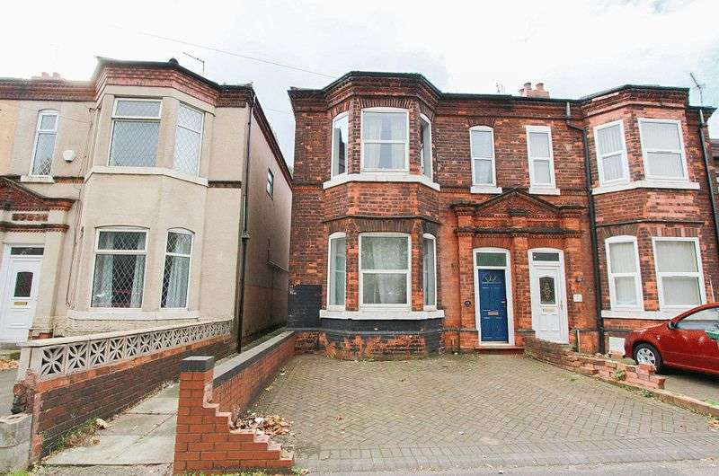 4 Bedrooms Semi Detached House for sale in Darlaston Road, Pleck Walsall