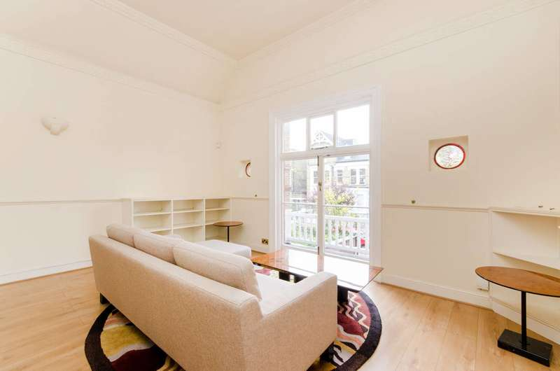 2 Bedrooms House for sale in Priory Road, South Hampstead, NW6
