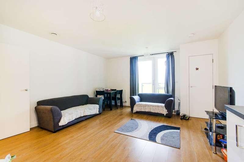 2 Bedrooms Flat for sale in Canning Road, Harrow Weald, HA3