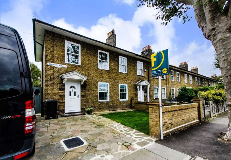 3 Bedrooms House for sale in Spindrift Avenue, Isle Of Dogs, E14