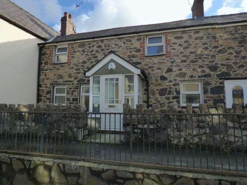 2 Bedrooms Terraced House for sale in High Street, Penmaenmawr