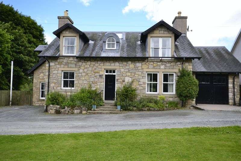 4 Bedrooms Detached House for sale in Greystone, Lamancha , West Linton, EH46 7BD