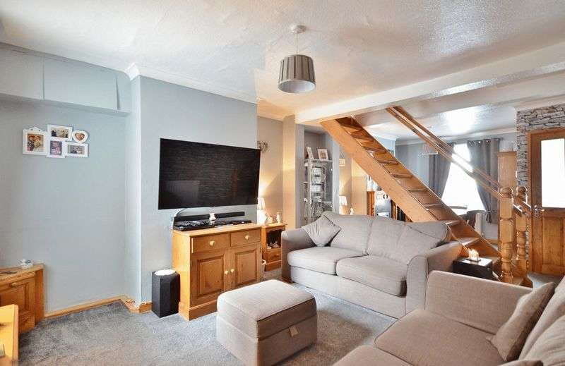 3 Bedrooms Terraced House for sale in Penzance Street, Moor Row